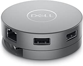 Dell ノートPC用端子拡張アダプター USB3.1 Type-C接続 (HDMI/DP/VGA/LAN/USB3.1) DA310