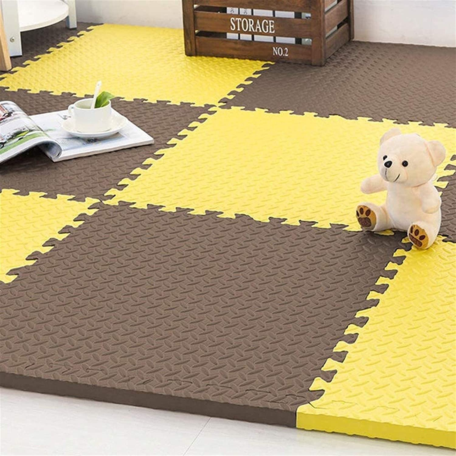 Puzzle Play Mats exercise water-and Cheap SALE Start mat noise-resista The Very popular