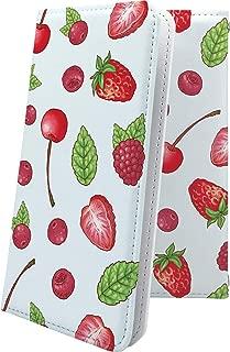 HUAWEI Mate10 Pro ケース 手帳型 イチゴ 果物 ファーウェイメタ ファーウェイ メタ プロ ケース 手帳型ケース 食べ物 Mate10Pro ケース 苺