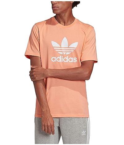 adidas Originals Trefoil Tee (Chalk/Coral) Men