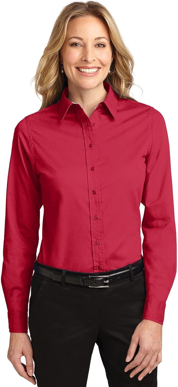 Port Authority Womens Long Sleeve Easy Care Shirt