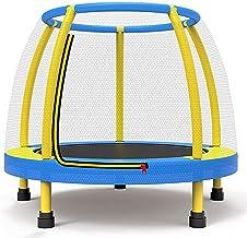 HMBB Opvouwbare trampoline Kinderopvouwen Mini Trampoline, kinderen en volwassenen Outdoor Indoor Trampoline Oefening Maxi...