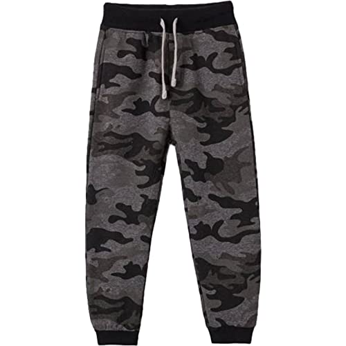 d8aeb9e7 Kids Camo Sweatpants Boys Unisex Elasticated Waist Joggers Army Jogging  Bottoms