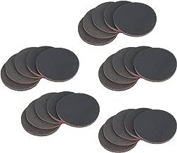 Mirka Abralon 8A-241-3000B 3000 Grit Silicon Carbide Sanding Pads, 25-Pack