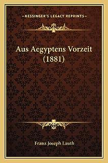 Aus Aegyptens Vorzeit (1881)