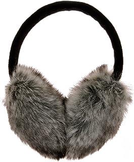 ZLYC Womens Womens، Winter Winter Fashion Adjustable Faux Fur EarMuffs Ear Wuffers
