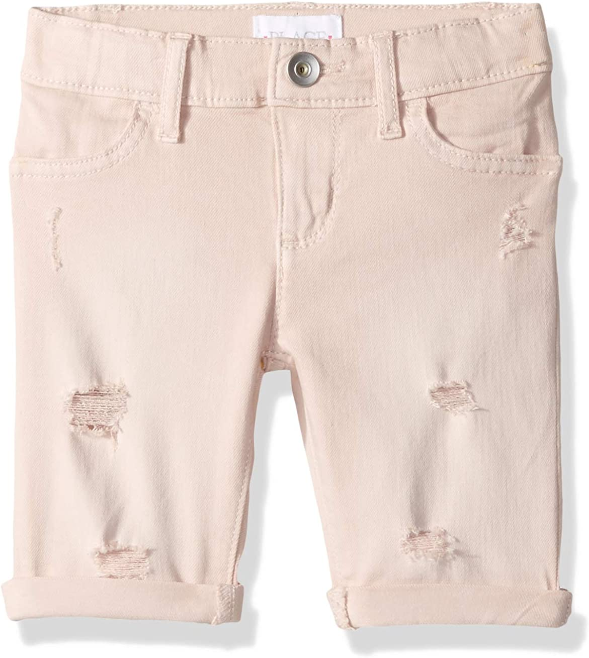 The Children's Place Big 2021 spring and summer new Max 43% OFF Girls' Skimmer Shorts