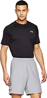 Under Armour Mens Woven Graphic Shorts SHORTS