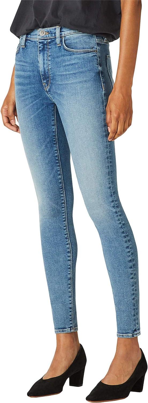 HUDSON Jeans Barbara High-Waist Skinny Ankle in Perogative