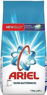 Ariel Powder Laundry Detergent, Original Scent, 7.5 KG