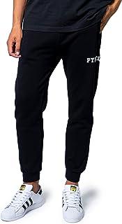 Pyrex Pantaloni Uomo Logo Piccolo 40352 l Nero