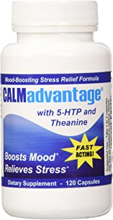 Advanced Nutritional Innovations Calm Advantage, 120 Count