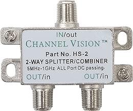 CHANNEL VISION HS-2 2-Way PCB Based Splitter/Combiner