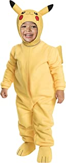 Rubie's Pokemon Pikachu Toddler Costume for Toddler