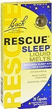 BACH Rescue Sleep Liquid Melts, 28 CT