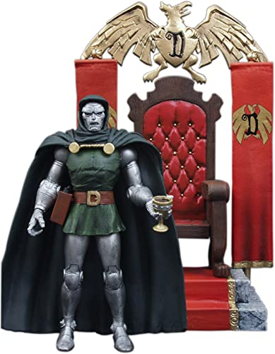 [UK-Import]Marvel Select Dr. Doom Action Figure