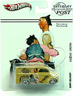 Hot Wheels Norman Rockwell The Saturday Evening Post Dairy DELIVERY Metall/Metal RealRiders A Heavy Metal Vehicle