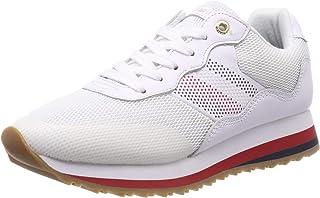 Tommy Hilfiger Tommy Corporate Retro Sneaker Spor Ayakkabı Kadın