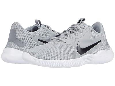 Nike Flex Experience Run 9 (Light Smoke Grey/Black/Particle Grey) Men