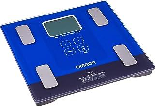 オムロン 体重・体組成計 自動認識機能 ダークブルー HBF-226-DB