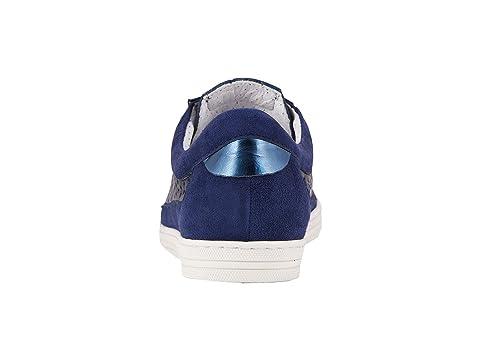 Premium Indigo Navy Blue Hilda Mephisto Magic Silk Perf Velcalf axq6PYnFTw