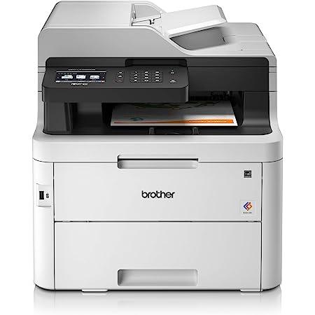 Brother MFC-L3750CDW Imprimante Multifonction 4 en 1 Laser - Couleur - Silencieuse 47db - Mémoire 512Mo - Airprint