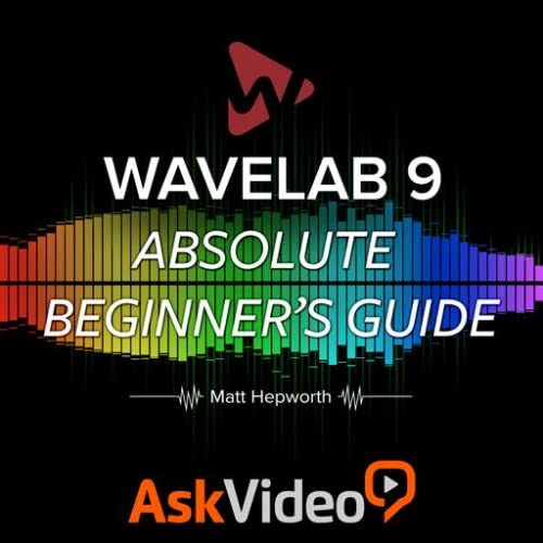Beginners Course For WaveLab 9 By Ask.Video
