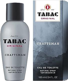 Tabac® Original Craftsman I Eau de Toilette - nowoczesna świeżość, bogata w fasetki i długotrwała - dla zadbanej męskości ...