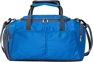 Small Sports Gym Bag Duffel bag mini travel duffel with shoe compartment for Men&Women