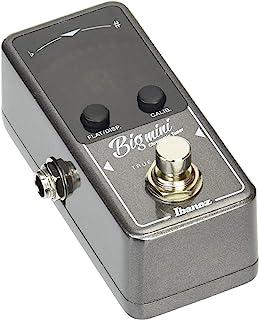 Ibanez アイバニーズ シンプルでリーズナブルなエレキギター&エレキベース用ペダルチューナー BIGMINI