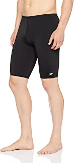 Speedo 12C66/0001-14F Mens Basic Jammer -Black