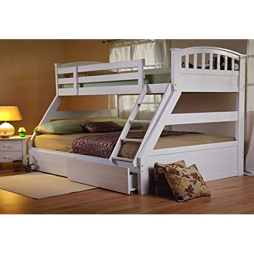 Double Bunk Beds Amazon Co Uk
