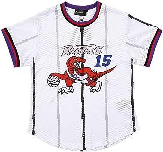 a01647263e Toronto Raptors Vince Carter 15# Hombres Jersey Retro Hombre/Mujer Camiseta  Hip Hop Baloncesto