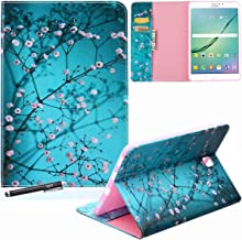 Samsung Galaxy Tab S2 8.0 Case – Newshine PU Leather Stand Folio Case Cover with..