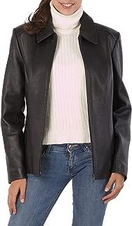 BGSD Women's Miranda Lambskin Leather Jacket (Regular and Plus Size and Short)
