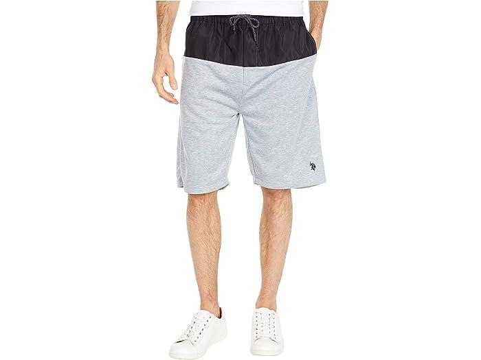U.S. POLO ASSN. Color-Block Mixed Shorts