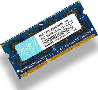 DELL (デル) ノートPC用メモリ Inspiron/Latitude/Vostro対応 PC3-10600 4GB DDR3 1333 204pin SO-DIMM Side3