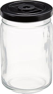 山善(YAMAZEN) フードパック用 ガラス容器(1000ml) FDPG-100