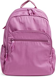 Vera Bradley womens Recycled Cotton Campus Backpack Bookbag
