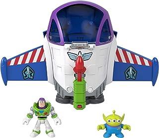 Imaginext Toy Story Nave Espacial Buzz Lightyear Figura de A