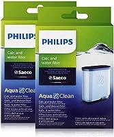 2 x Saeco AquaClean kalk- en waterfilters