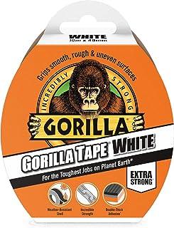Gorilla Tape Duct Tape Wit 48mm x 10m