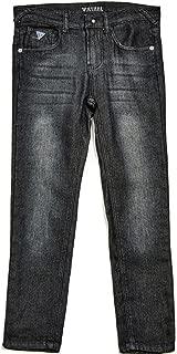 Guess Boys L64A64D2CQ0 5 Pocket Knit Denim Stretch Jeans Jeans - Blue