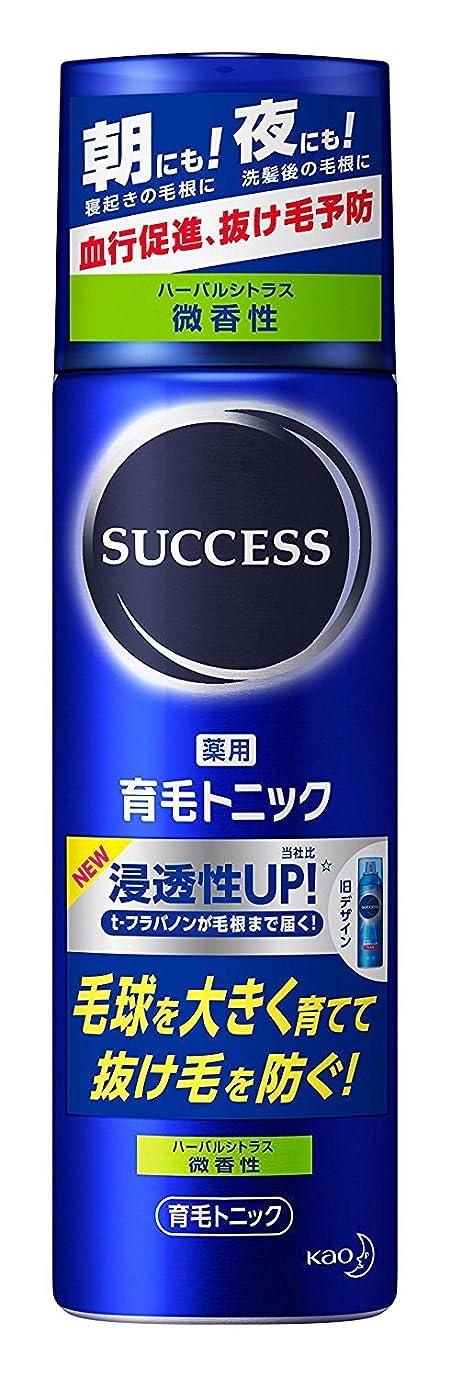 酒エントリルネッサンスサクセス 薬用育毛トニック 微香性 180g ×6個
