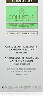 Collistar Pure Actives Anticellulite 14 Capsules