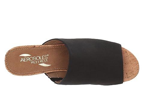 Aerosoles Fabric Mid Aerosoles Mid Black Level Level Pn8q5vwnZx