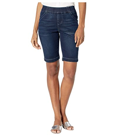 Jag Jeans Gracie Pull-On Bermuda Shorts (Baltic Blue) Women