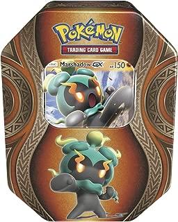 Pokemon Cards 728192488894 Pokemon 2017 Fall Tin Mysterious Powers Tin with Marshadow-Gx