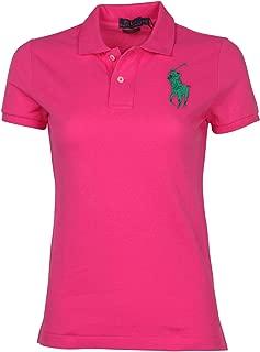 Polo Ralph Lauren Women's Skinny Fit Big Pony Polo Shirt