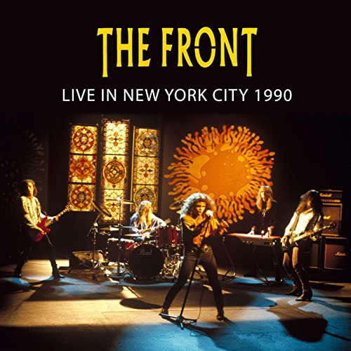 Amazon.com: Live in New York City 1990: Front: MP3 Downloads